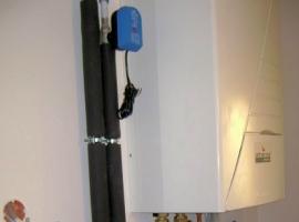 topolotne črpalke za sanitarno-vodo